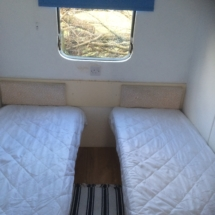 Double room in 3 bed rental mobile home