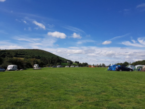 Large Camping Grounds
